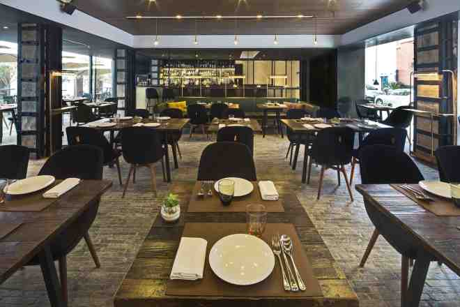 water house hotel Shanghai table no 1 European dining china southern bund design hotel the better places travel blog