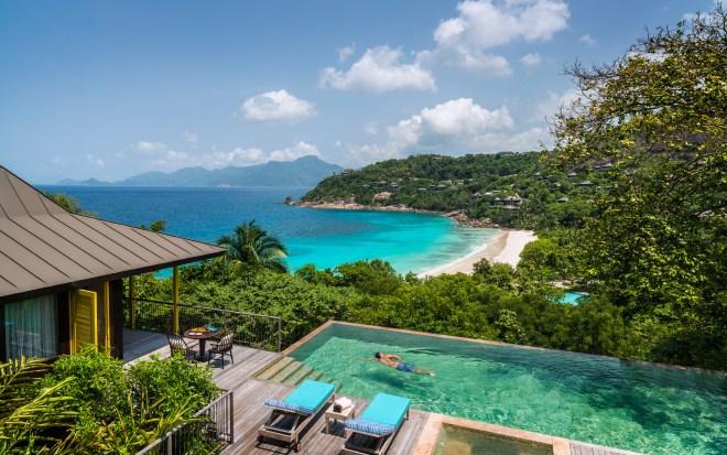 Four Seasons Resort Hotel Seychelles Mahe Island Review The Better Places Travel Design Blog Reiseblog Germany