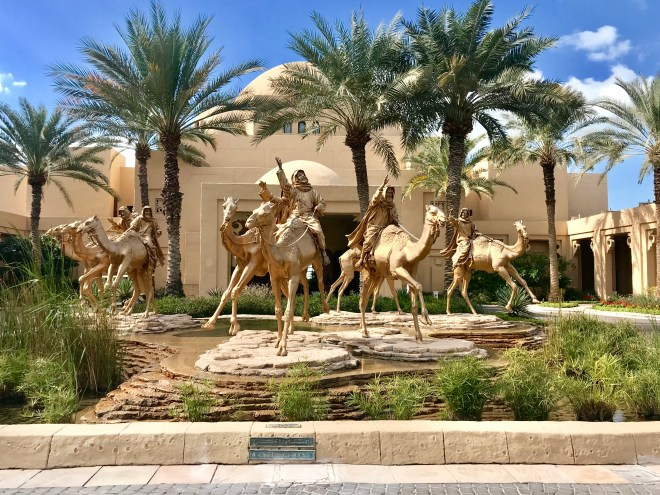One and only royal mirage Dubai review hotel luxury the better places travel blog germany