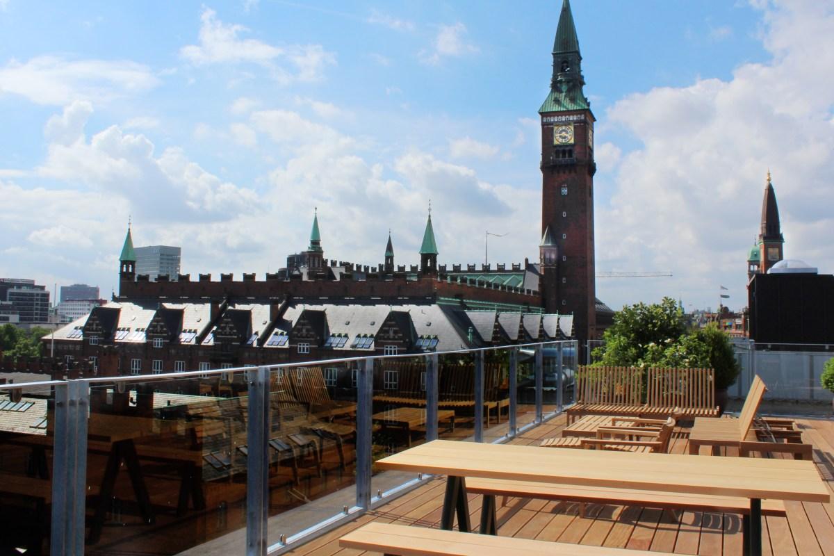 Visit Rooftop Boutique Hotel Danmark