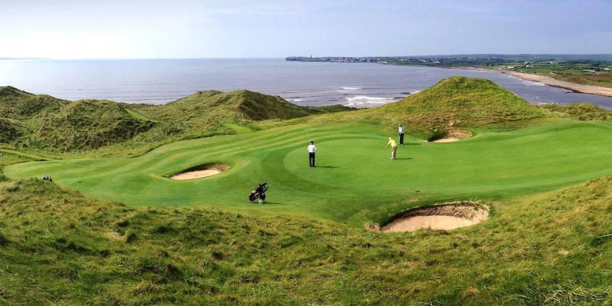 Golfing vacations in Ireland