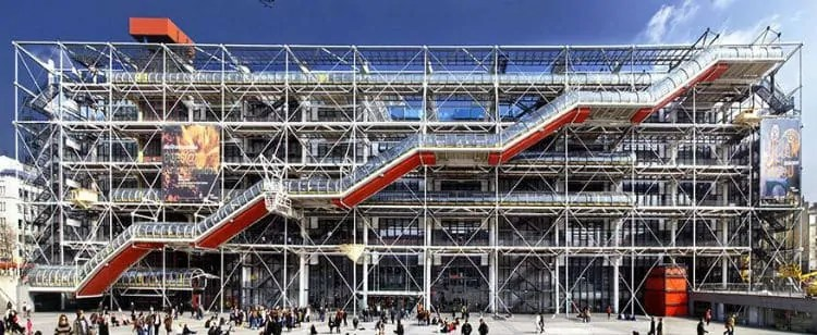Centre Pompidou  tickets price free entry tours