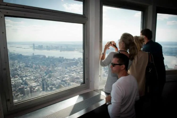 102 Floor observatory, Empire State Building