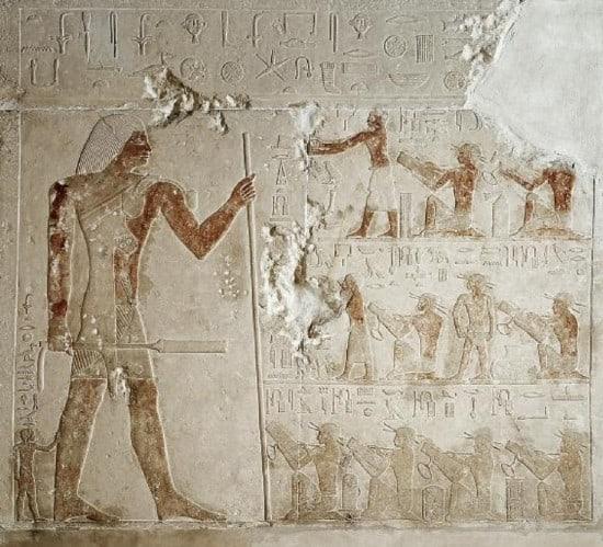 Mastaba of Kaninisut at Kunsthistorisches Museum