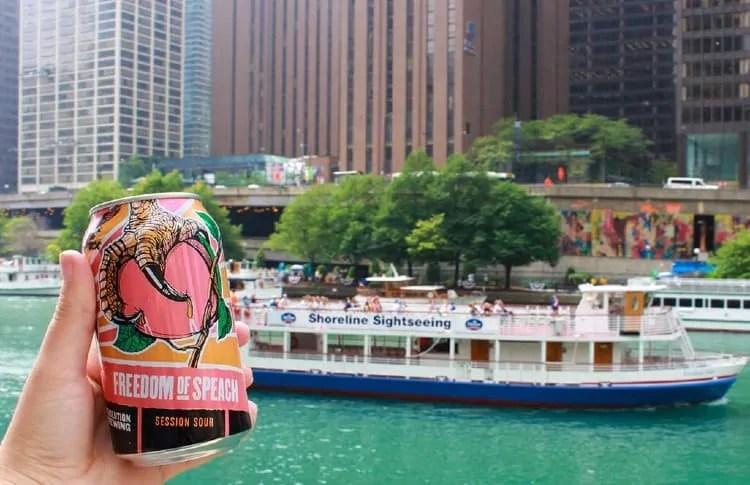 Shoreline Sightseeing Chicago architecture tour