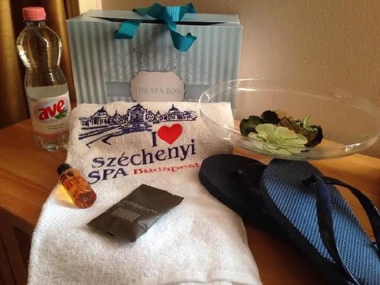 Szechenyi Bath Kit