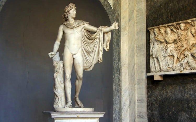 Apollo Belvedere at Vatican Museum