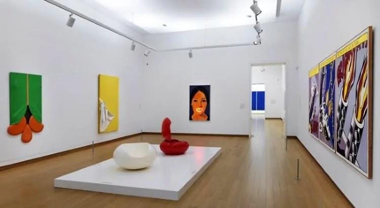 Art in Stedelijk Museum
