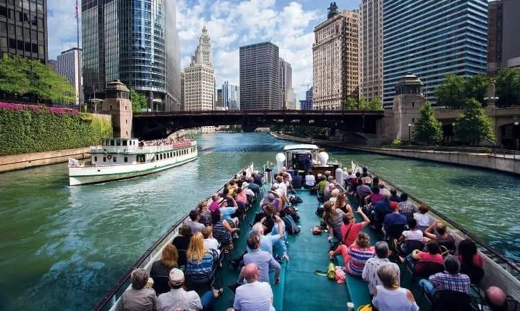 Best Chicago Architecture tours