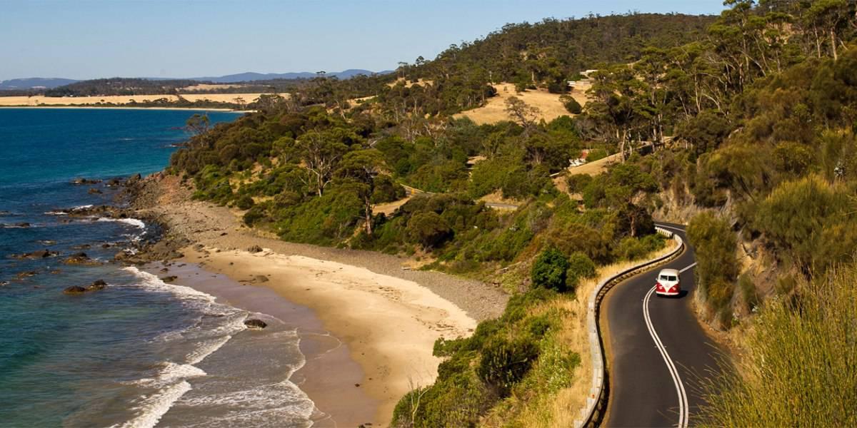 Best road trips in Tasmania