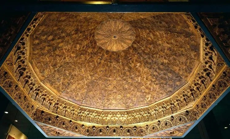 Alhambra dome at Pergamon Museum