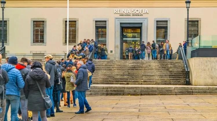 Reina Sofia Museum skip the line tickets