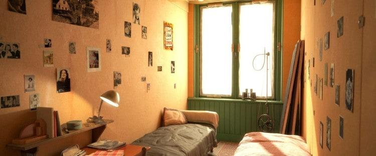 Anne Franks Room