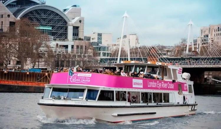 Lastminute.com London Eye River Cruise