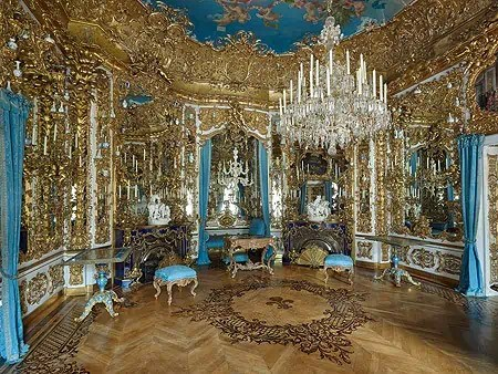 Hall of Mirror Linderhof Palace