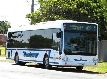 Bus 439 Werribee South