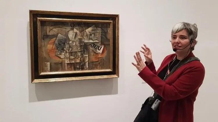 Private guided tour of Reina Sofia Museum