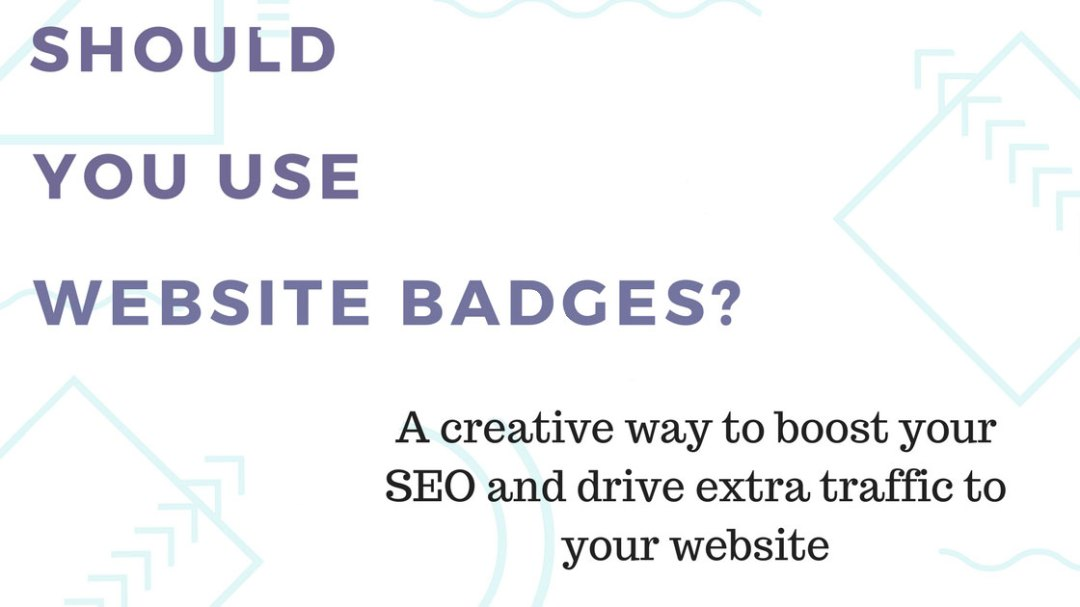 Badge Website the better web movement website badge should you use a badge