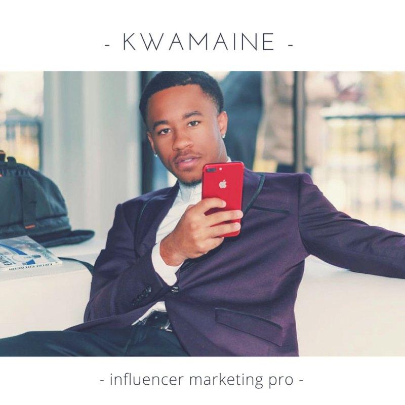Kwamaine Social Influencer Marketing Pro