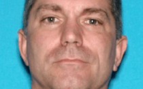 Christopher Walls, with the Long Branch Police Dept., was arrested for running a meth lab out of his home