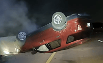 Arkansas State Police being sued after PIT maneuver flips car being driven by pregnant woman