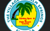The Village of Palm Springs patch