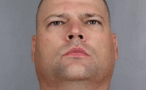 Officer John Haubert, with the Aurora Police Department, arrested for assault after pistol whipping a suspect