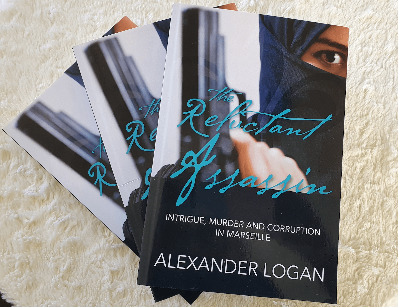 This Tuesday We Are Giving Away Three Copies of the Reluctant Assassin