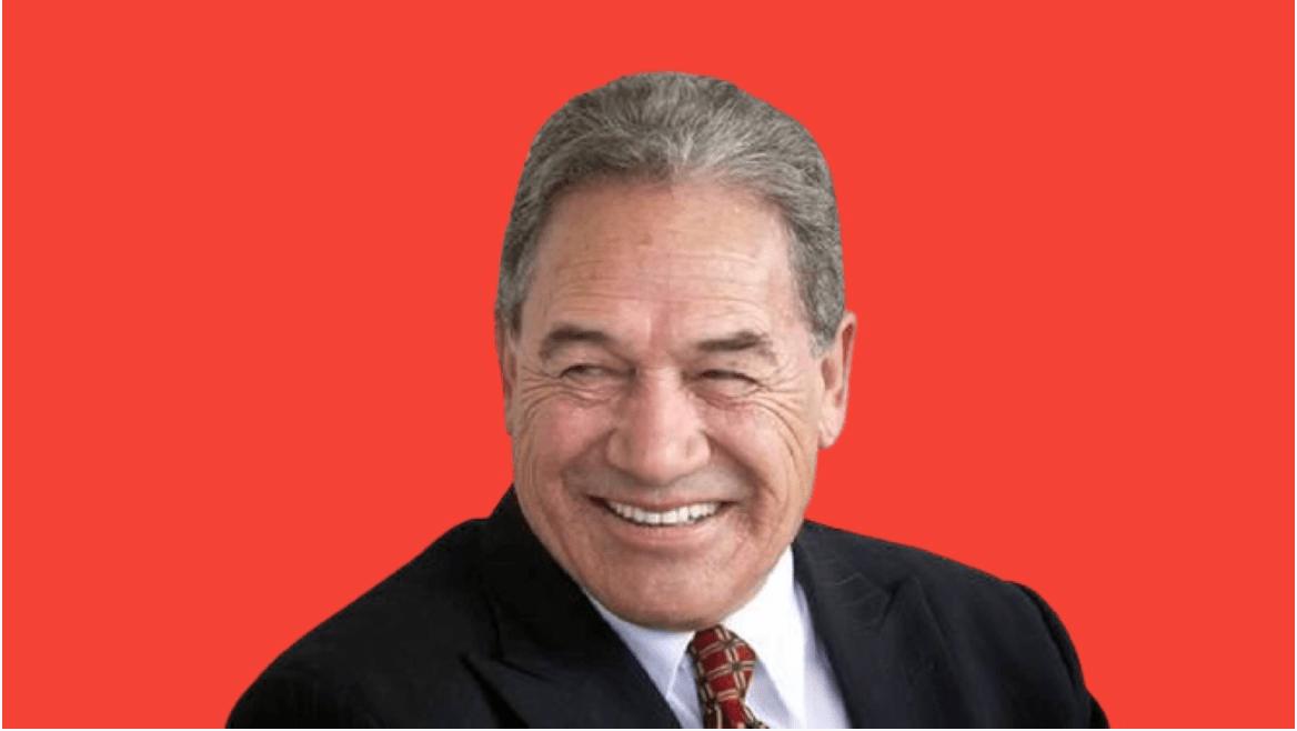 Graham Adams: Will He Puapua Propel Winston Peters Back into Politics?