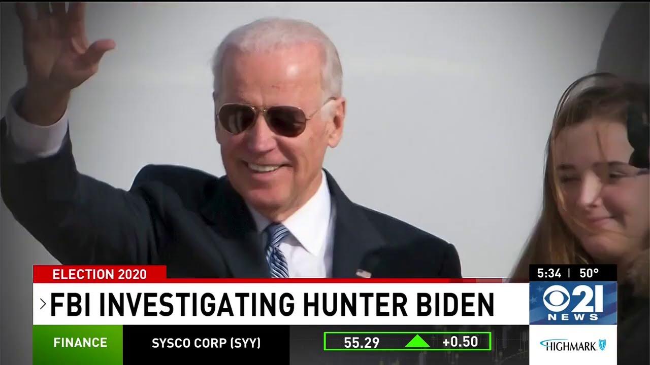 The FBI Has an Active Criminal Investigation into the Biden Family