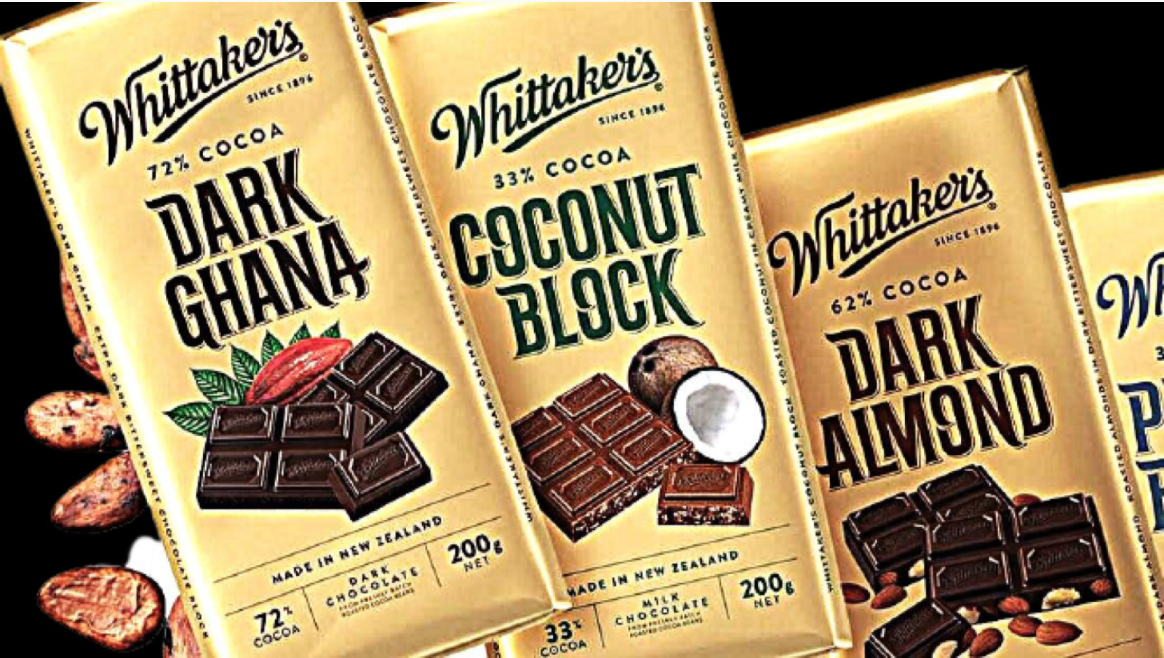 For Less Than the Cost of a Whittakers Chocolate Block a month