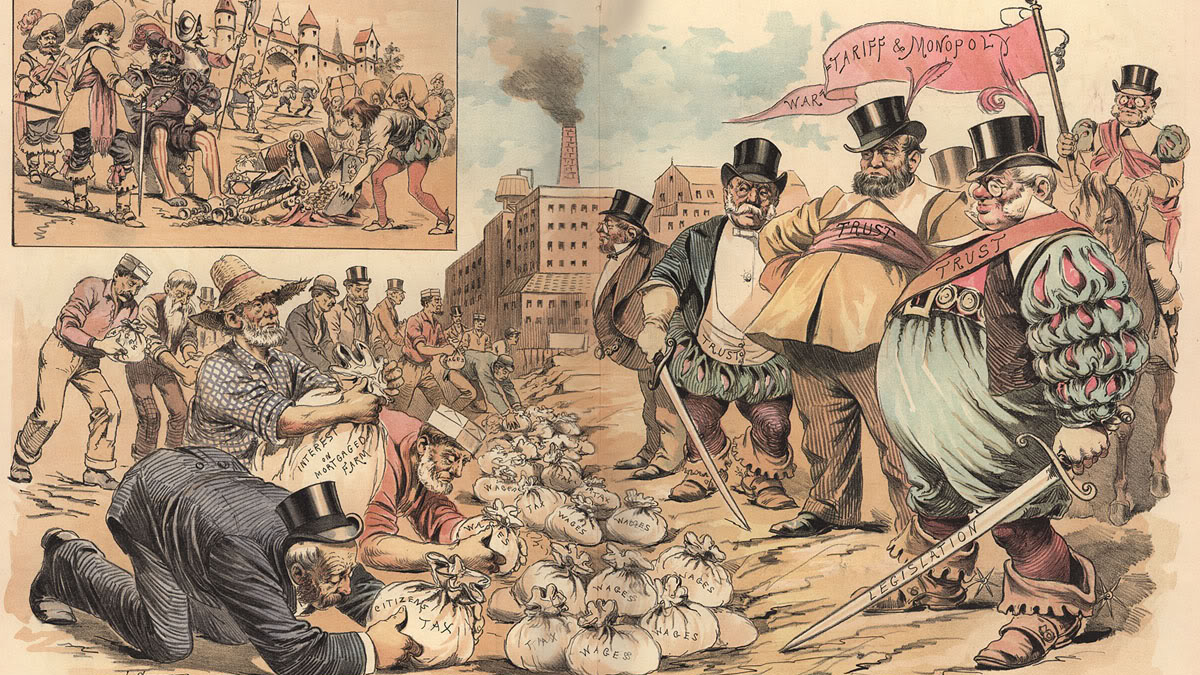Woke Capitalist Pigs Need to Shut the Hell Up