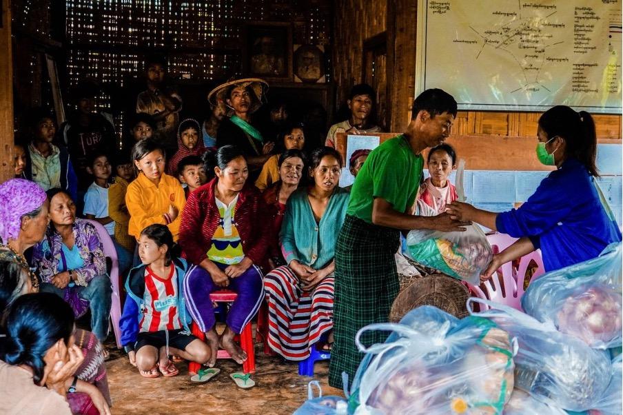 World Bank – Myanmar's Economy Hits the Buffers