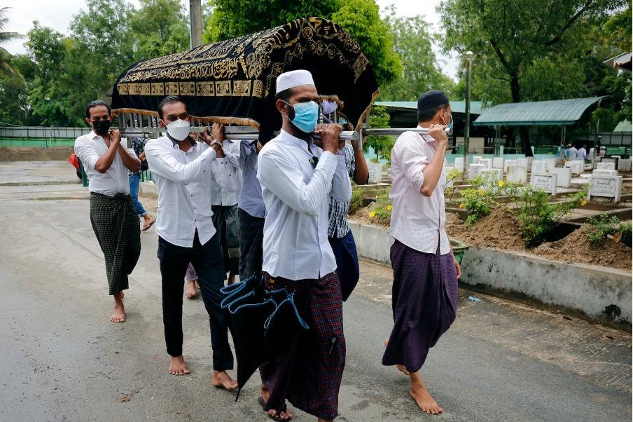 COVID Killing More Than the Tatmadaw