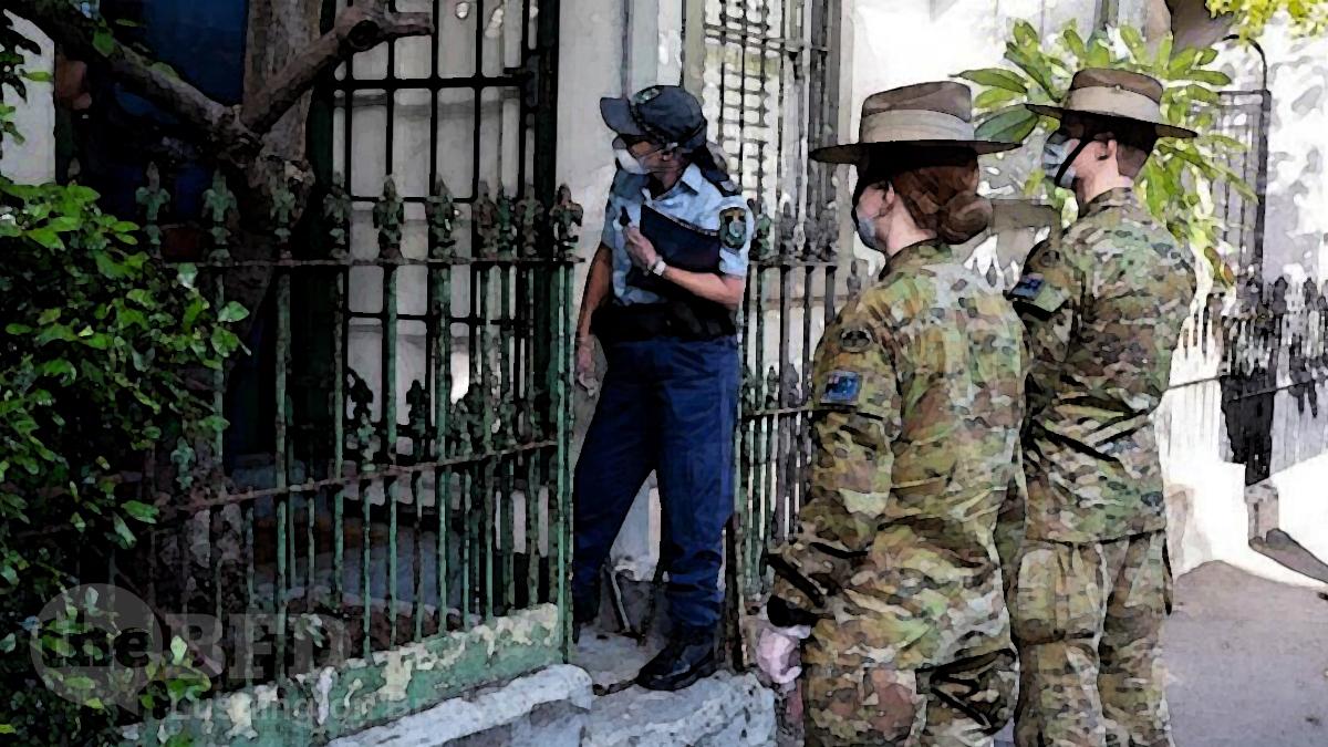 Has Australia Crossed the Rubicon?