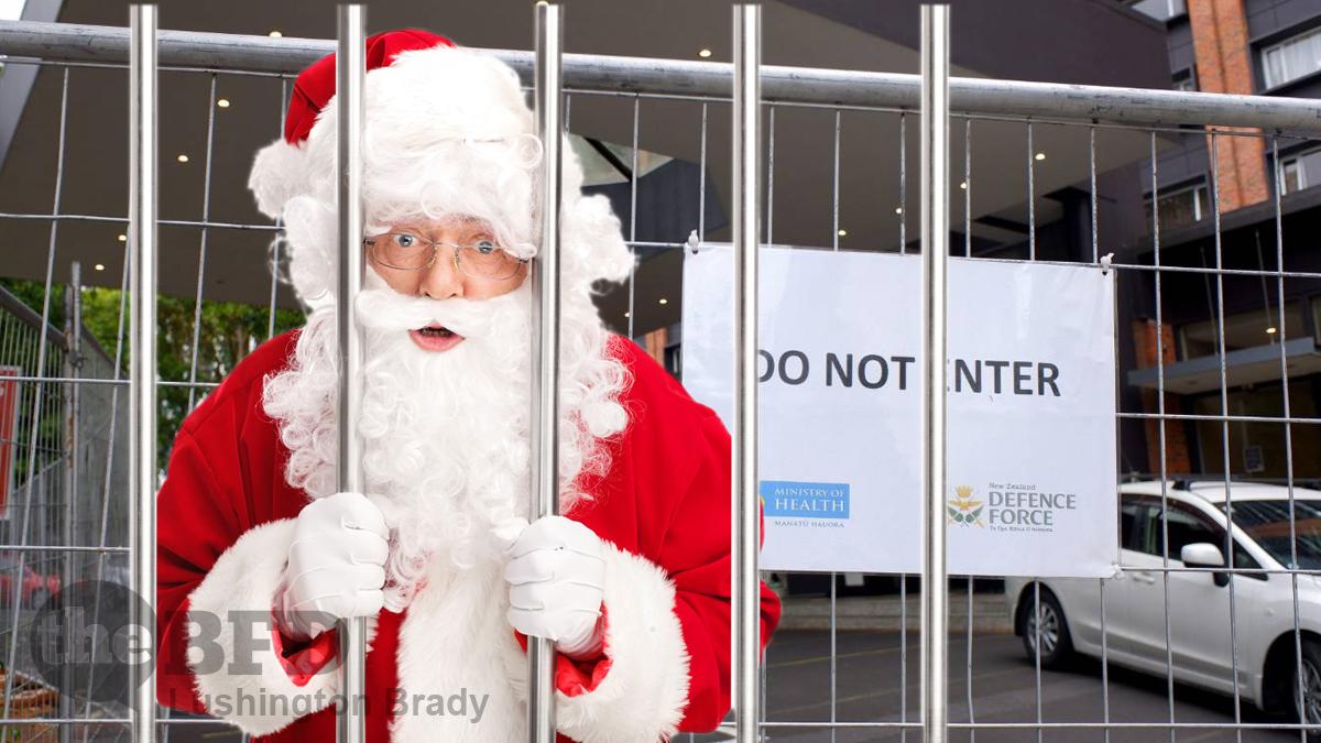 Lockdown Reality to Bite at Christmas