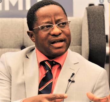 Minister of Energy, John Peter Amewu