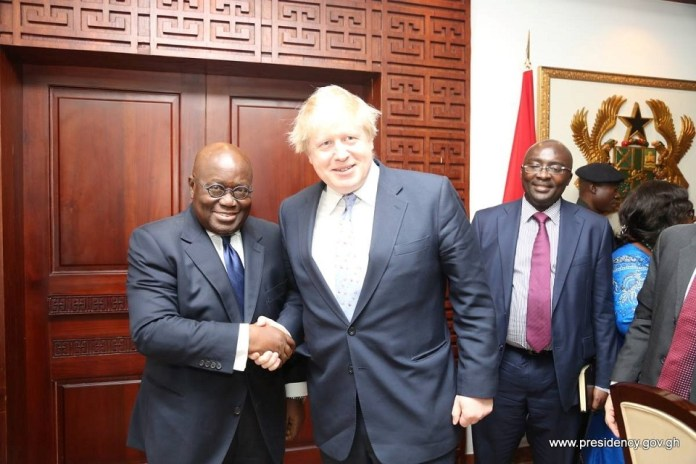 Ghana-UK reach consensus on Continuity Trade Agreement