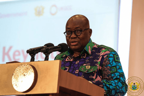 Akufo-Addo commits to resolving ENI & Springfield dispute amicably