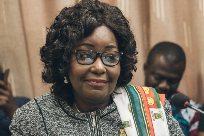 Patricia Sappor recognised at African Business Leaders Awards 2021
