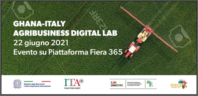 Italy-Ghana Agribusiness Digital Lab launched