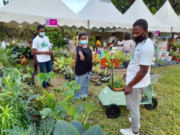 The Ghana Garden and Flower Movement (GGFM)
