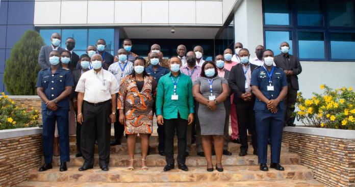 AIB train 20 newly appointed investigators