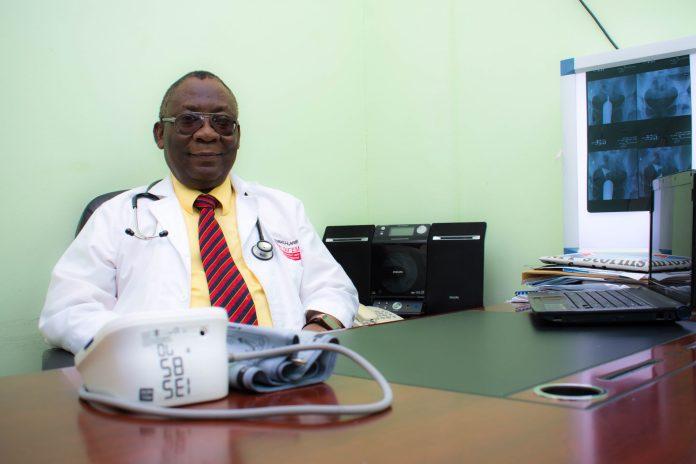 Dr. Nana Kwame Henaku-Larbi