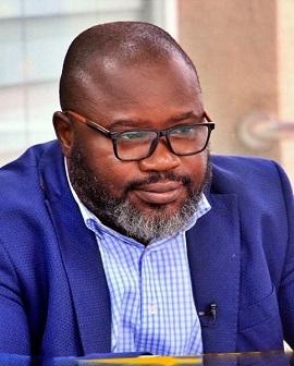 Executive Director, Kofi Asare