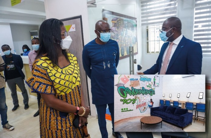 Access Bank opens new digital branch on UPSA campus