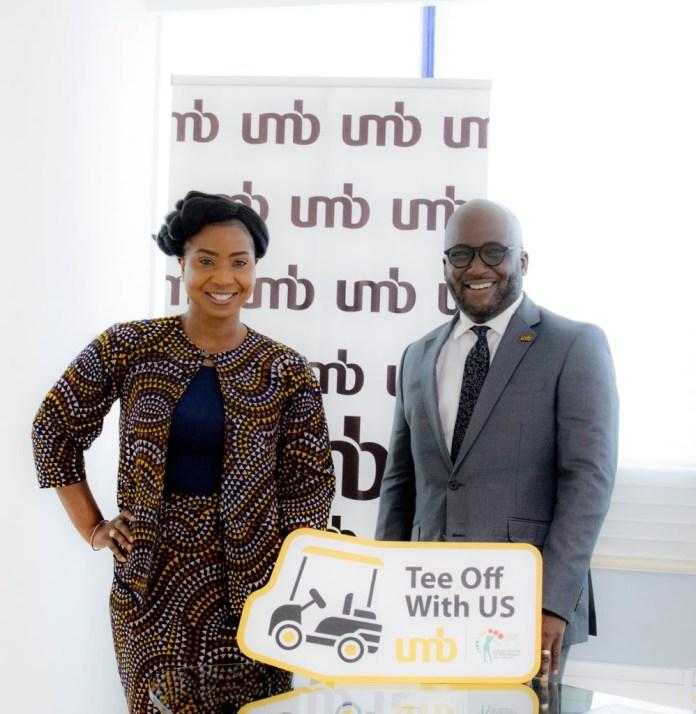 UMB headlines 'Ghana centre of the world' Golf tournament