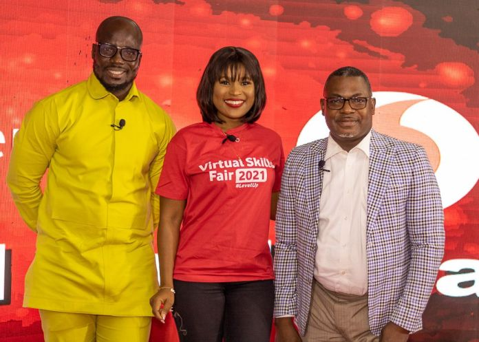 Over 4000 youth connect to Vodafone's virtual skills fair