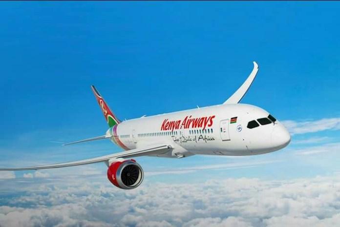 Kenya Airways releases HY 2021 results