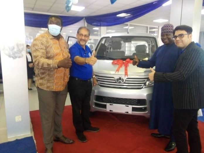 Stallion Motors unveils two new commercial vehicles